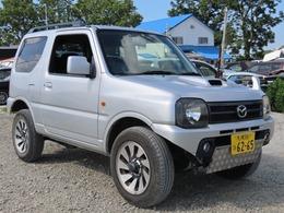 マツダ AZ-オフロード 660 XC 4WD 買取直販 検2年  7型