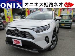 トヨタ RAV4 2.0 G 4WD 新車 ナビTVバックカメラETCマットバイザー