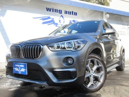 BMW X1 xドライブ 18d xライン 4WD ACC ヘッドアップD コンフォートPKG