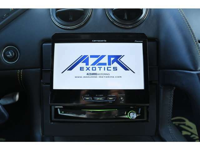 ナビは、カロッツェリアHDDナビを装備しております! TV/CD/DVD/Bluetoothなど、色々な機能が満載です!