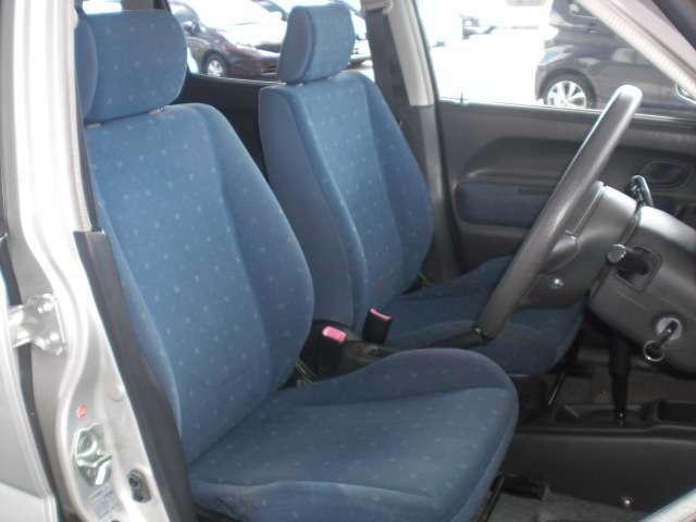 快適に運転できるドライブポジション!無理のない運転姿勢がとれます。
