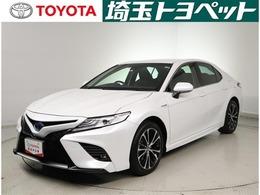 トヨタ カムリ 2.5 WS レザーパッケージ ワンオーナー フルセグナビ ETC