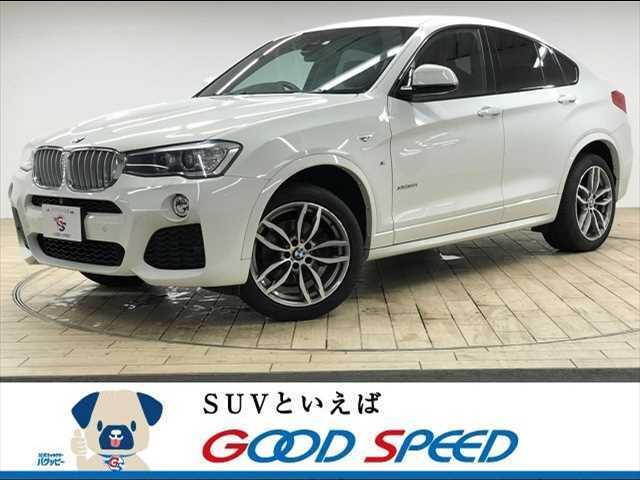 H28 BMW X4 xDrive28i MSportsが入庫!