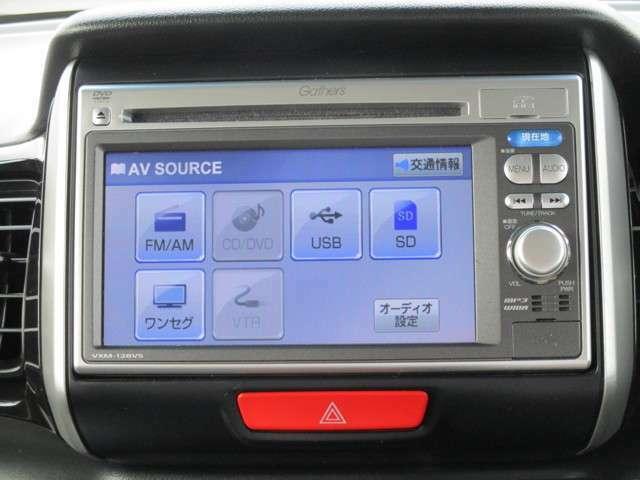 純正メモリーナビ+音楽ソース  VXM-128VS ワンセグ