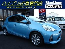 トヨタ アクア 1.5 S SDナビTVBカメラスマートキー禁煙車