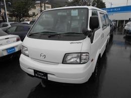 マツダ ボンゴバン 1.8 DX 低床 /登録済未使用車/走行4km