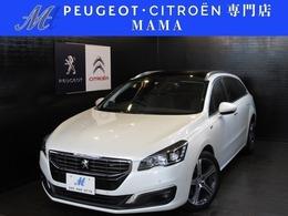 プジョー 508SW GT ブルーHDi ディーゼルターボ Peugeot&Citroenプロショップ