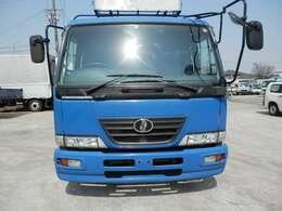 H17 ニッサンディーゼル コンドル アルミブロック 積載3750kg 走行714000km ボディトーヨーボディ 内寸長さ6200 幅2250 高さ700