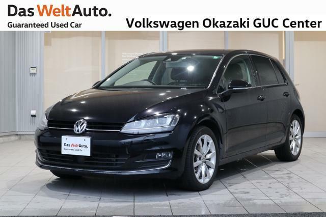 Volkswagen岡崎認定中古車センターにGOLF HIGHLINEが入荷しました。当方系列新車拠点よりの下取りワンオーナー車両です。