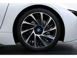 純正20インチ BMW i ライト・アロイ・ホイール タービン・スタイリング62