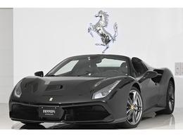 フェラーリ 488スパイダー F1 DCT 認定中古車延長保証1年付帯