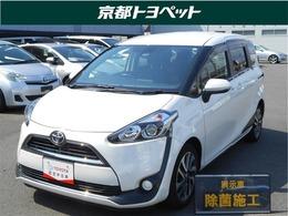 トヨタ シエンタ 1.5 G SDナビ・地デジ・衝突被害軽減装置