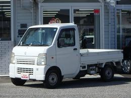 スズキ キャリイ 660 KCエアコン・パワステ 3方開 4WD エアコン・パワステ・ラジオ・4WD 5MT