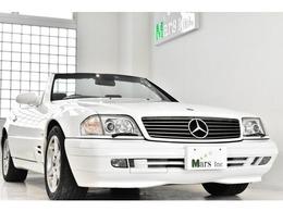 メルセデス・ベンツ SLクラス SL320 正規D車 整備記録簿 Wコンビステアリング