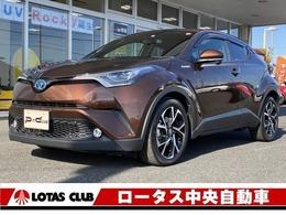 トヨタ C-HR ハイブリッド 1.8 G 純SDナビ BC LED クルコン シートH