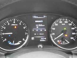 ◆ファインビジョンメーター◆優れた視認性とデザイン性を兼ね備えたメーターです!車両情報を的確に伝えてくれる先進的なディスプレイがメーター中央部分に搭載されています!