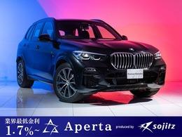 BMW X5 xドライブ 35d Mスポーツ 4WD NEWモデル 黒レザーHUPディスプレイ新車保