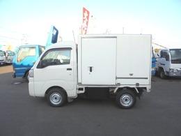 -7℃冷蔵冷凍車