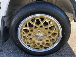 新品社外14AW 新品タイヤ