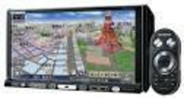 Bプラン画像:ご購入いただきました車輌にHDDナビを装着させていただくプランになります。