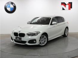 BMW 1シリーズ 118d Mスポーツ 17AW コンフォートP クルコン LED 衝突警告
