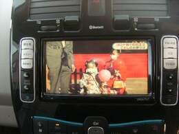 純正SDナビ フルセグTV CD Bluetooth
