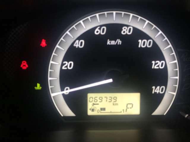 走行距離は約7万キロです♪