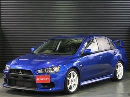三菱 ランサーエボリューション 2.0 GSR X 4WD ナビ 地デジ HKSマフラー ローダウン