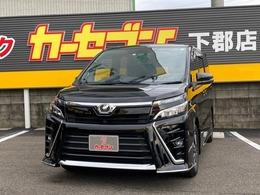 トヨタ ヴォクシー 2.0 ZS プリクラッシュセーフティ 純正SDナビ
