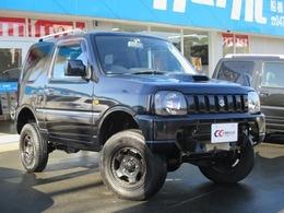 スズキ ジムニー 660 ランドベンチャー 4WD リフトアップ・社外ナビ地デジ・社外AW