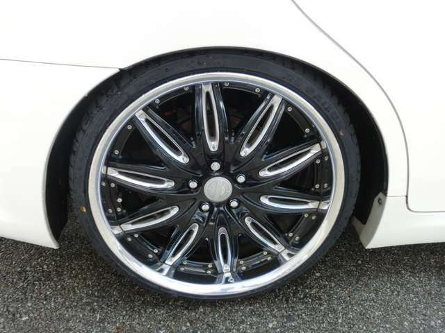 ワークRUSTTGRE9.5J-20新品タイヤ