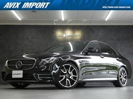 メルセデスAMG Eクラス E53 4マチックプラス 4WD EXC-PKG パノラマSR RSP 黒革 ブルメスタ-