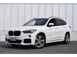 BMW X1 sドライブ 18i Mスポーツ 純ナビ Bカメ Bluetooth 衝突軽減B ETC