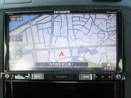 カロッツェリア  AVIC-RZ33(1セグ・CD/DVD再生・AM/FMラジオ)
