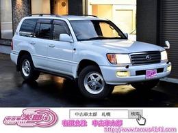 トヨタ ランドクルーザー100 4.7 VXリミテッド 4WD 1ナンバ x 車検R3年8月 x 後期仕様