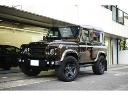 ランドローバー ディフェンダー Kahn Chelsea Wide Truck Co 本国仕様 フルコンプリート ATキット
