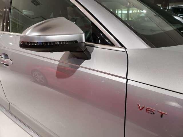 V6エンジンのスポーティーなサウンド
