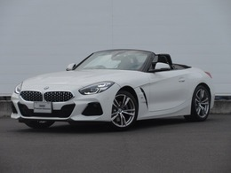 BMW Z4 sドライブ 20i Mスポーツ 正規認定中古車 元デモカー レザーシート