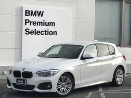 BMW 1シリーズ 118d Mスポーツ Pサポート純正HDDナビBカメラリアセンサー