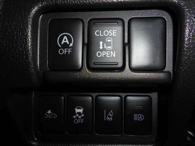 ☆助手席側オートスライドドア ボタン一つで楽々開閉出来ます♪