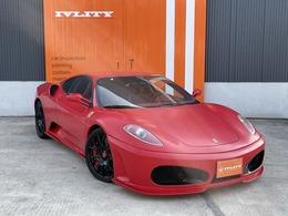 フェラーリ F430 F1 正規ディーラー車 HAMANNエアロ 買取車
