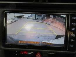 純正SDナビ付き♪ ガイド付きバックカメラ付きになりますので、駐車も安心ですね♪
