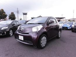 トヨタ iQ 1.0 100X 2シーター 禁煙車 SDナビ CD再生 15インチ 車検2年含