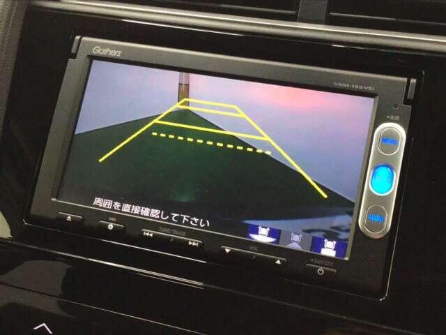 バックモニター付きカーナビVXM-155VSI&ETCが付いています。    詳細はWEBサイトをご確認ください。