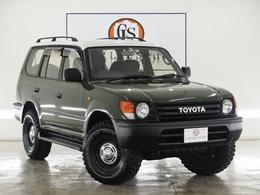 トヨタ ランドクルーザープラド 2.7 TX リミテッド 4WD ナロー仕様 丸目ヘッドライト 全塗装済