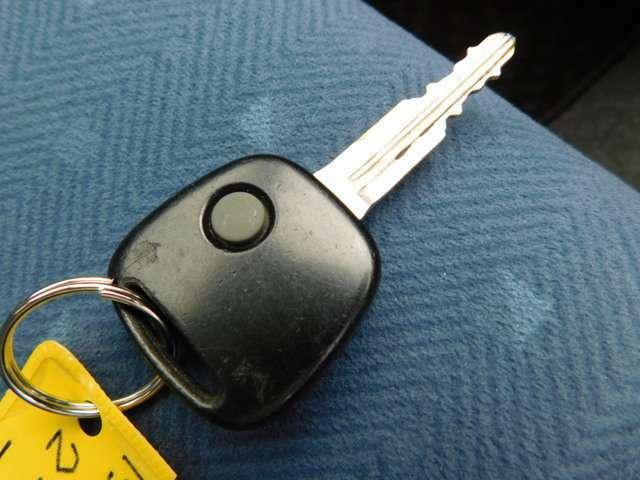 有れば便利なキーレスキー。