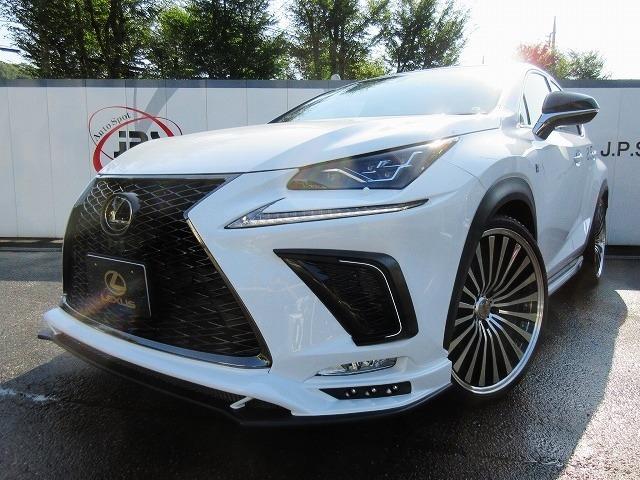 ■新車参考購入価格:¥8,800,000-(内訳:LEXUS車輌¥6,400,000-:MZComplete¥2,400,000-)