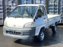 トヨタ タウンエーストラック 1.8 DX シングルジャストロー ロングスチールデッキ 三方開 4WD