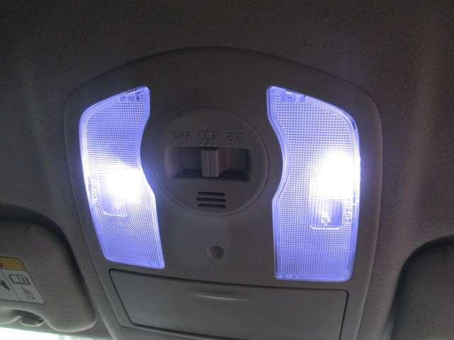 LEDルームランプ!