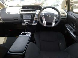 車内空間や取り扱いはセダンタイプのプリウスをほぼそのまま継承!